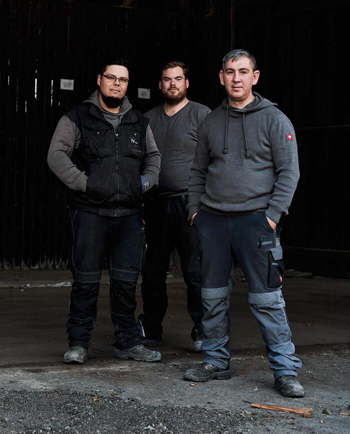 Team Lagerlogistik
